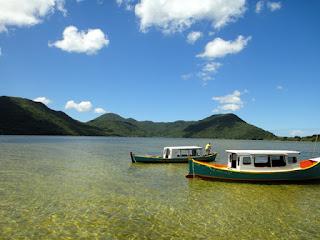 Costa da Lagoa de Floripa