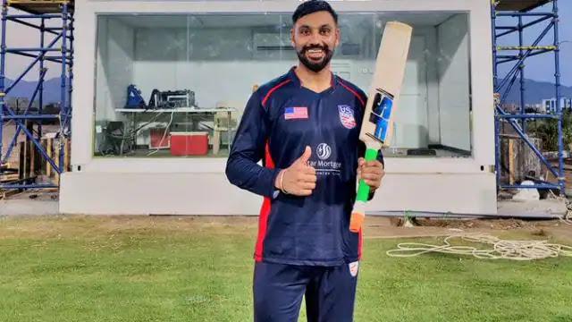 अमेरिकी के इस बल्लेबाज ने एक ही ओवर में जड़ दिए छह छक्के, भारत से है खास रिश्ता