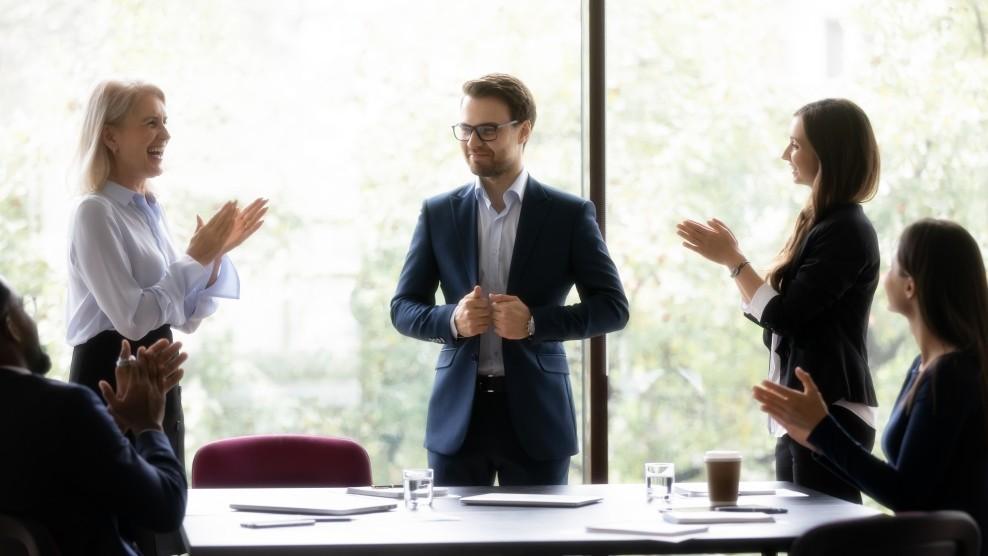 Antrittsrede (Führungskraft) Formulierungen