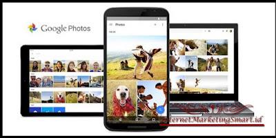 Internet Marketing, Belajar Internet Marketing, Cara Menyimpan Foto Dengan Kapasitas Besar,