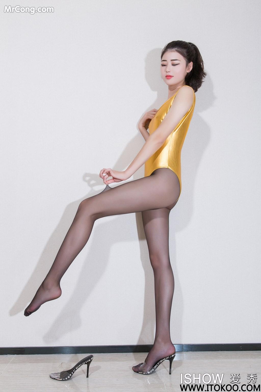 Image ISHOW-No.169-Liu-Yue-Fei-Phoebe-MrCong.com-004 in post ISHOW No.169: Người mẫu Liu Yue Fei (刘玥菲Phoebe) (31 ảnh)