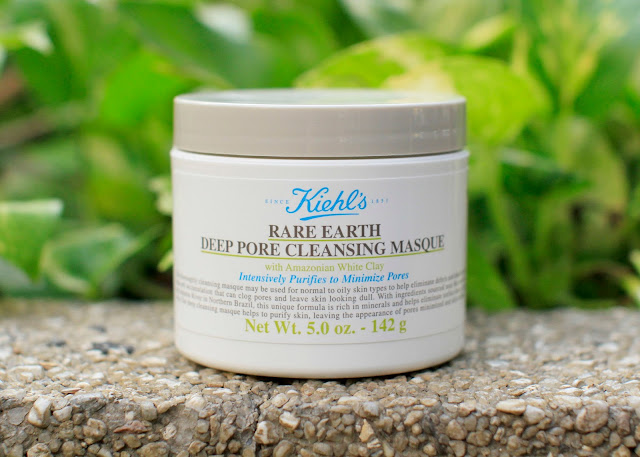 Review Mặt nạ đất sét Kiehl's Rare Earth Deep Pore Cleansing Masque , mặt nạ, mặt nạ đất sét, kiehl's, kienl's rare earth deep pore cleansing masque