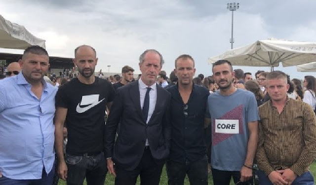 5 Albanians from Kosovo become heroes in Italy, jumped in the sea to save the victims