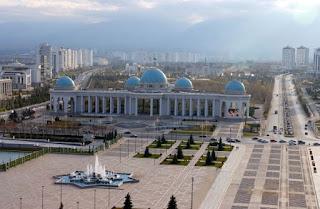 تأشيرة تركمانستان