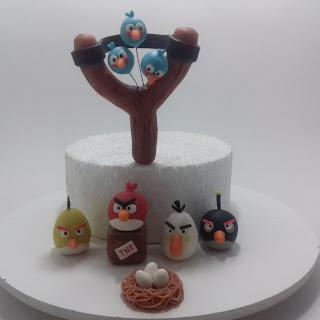 Angry Birds de Biscuit