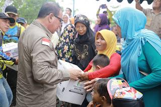 Pemkab Kotabaru Akan Lakukan Peningkatan Jalan Rantau Jaya