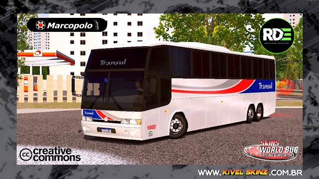 PARADISO GV 1150 - VIAÇÃO TRANSUL