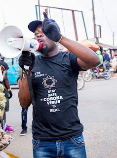 #CoronavirusMustGo: BTR Team Set Out For Coronavirus Battle In Osun State
