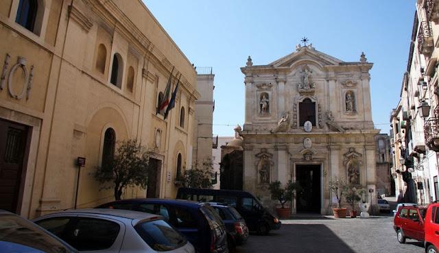 Taranto Cathedral em Taranto