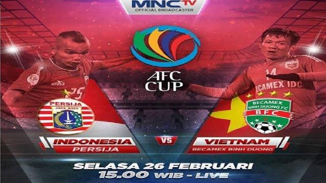 Jadwal Piala AFC 2019 - Beritags.com