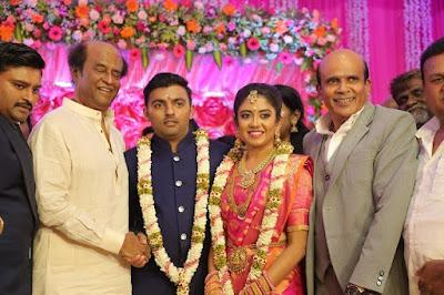Actor-Vagai-Chandrasekar-daughter-Wedding-Reception