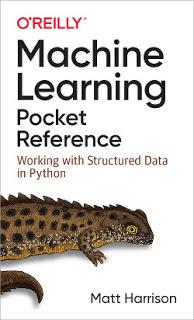 Machine Learning Pocket Reference PDF Github
