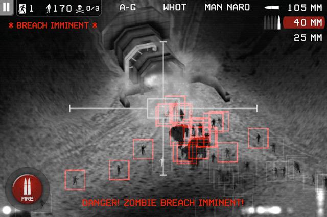 Juego de zombis para descargar en Android