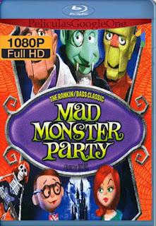 Mad Monster Party[1967] [1080p BRrip] [Ingles Subtitulado] [GoogleDrive] LaChapelHD