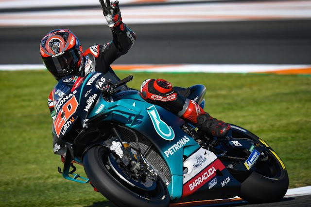 Adi Marsha, Quartararo does not bother, staying Become a Yamaha Manufacturing Team Racer