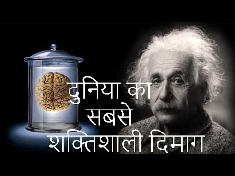 क्या था आंइस्टीन का दिमाग    Albert Einstein Brain Facts