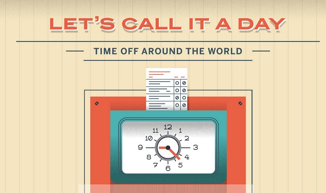 Let's Call it a Day: Time Off Around the World