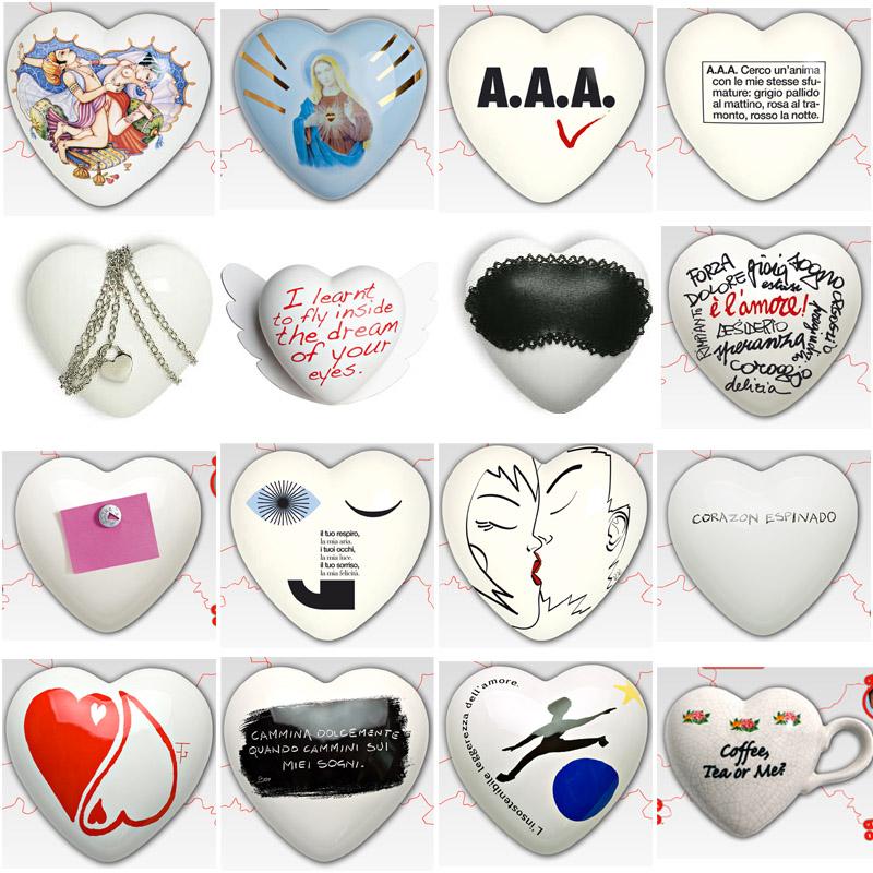 Creativando Ceramic Hearts 4