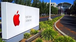 tahun ini Apple menjadi perusahaan dengan pendapatan paling tinggi