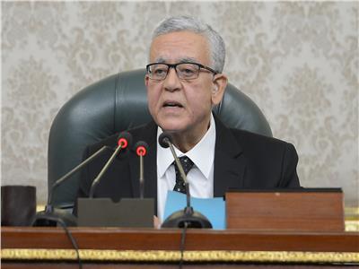 نص كلمة المستشار حنفى جبالى بعد انتخابه رئيسًا لمجلس النواب