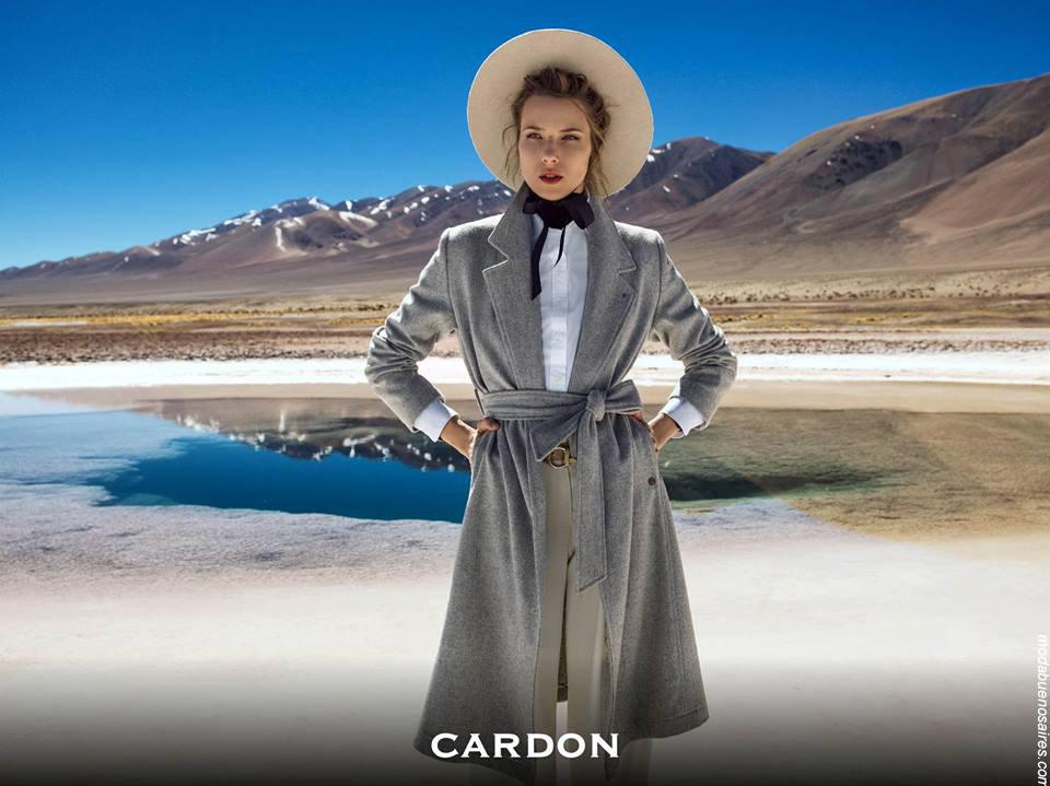 Tapados, sacos y camperas de cuero para hombre y mujer. Abrigos invierno 2019 Cardón. Moda Argentina.