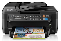 Epson WF-2650 Driver Free download