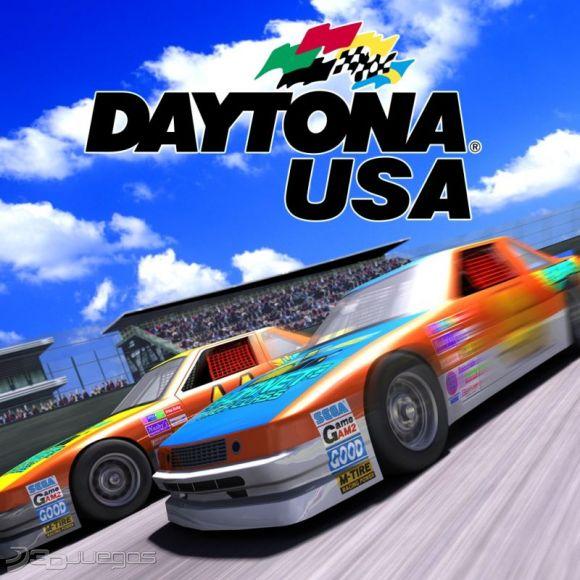 Daytona USA ROM