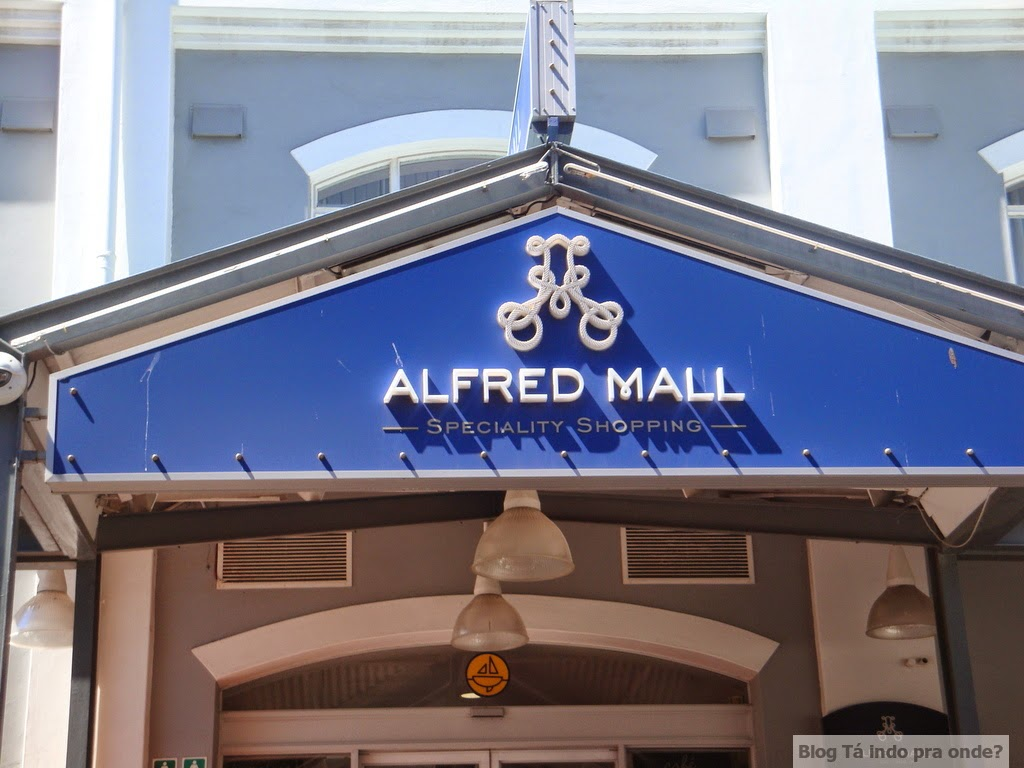 Alfred Mall