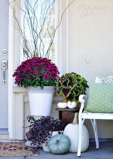 beautiful front porches