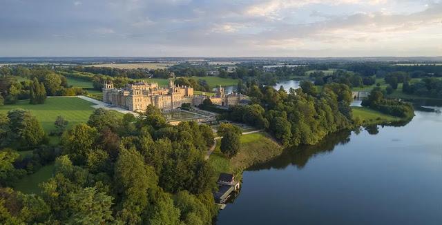 Blenheim Palace Cotswolds (England)
