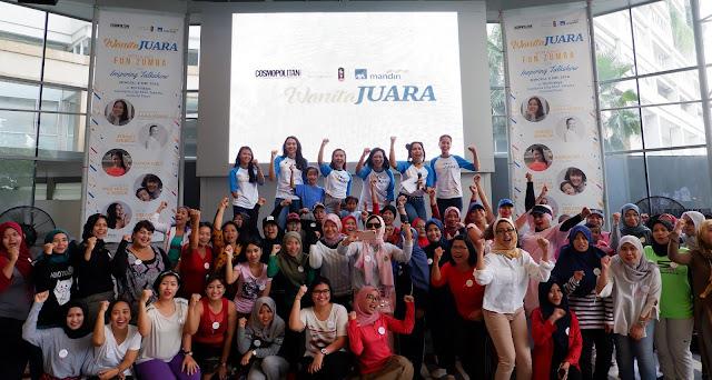 upaya axa mandiri dalam mewujudkan wanita juara