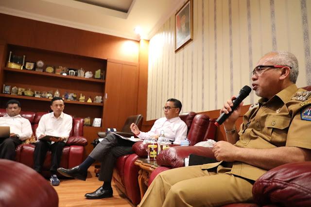 Gubernur Sulsel Janji Prioritaskan Pengembangan Wisata Pantai Marina