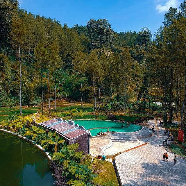 Lokasi dan Tiket Masuk Taman Kemesraan Pujon Malang Terbaru