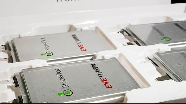 Η StoreDot μία μικρή ισραηλινή start-up ισχυρίζεται ότι έχει αναπτύξει τεχνολογία που μπορεί να φορτίσει ένα ηλεκτρικό αυτοκίνητο σε 5 λεπτά.