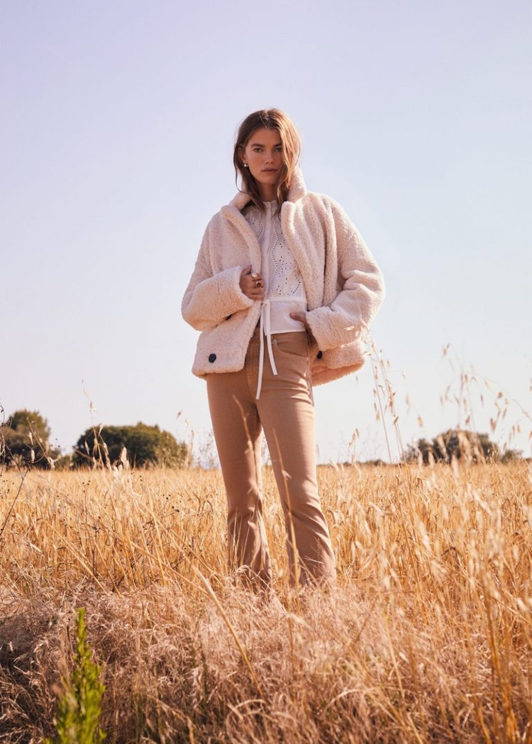 Mango 70s Trend Fall/Winter 2019 Lookbook