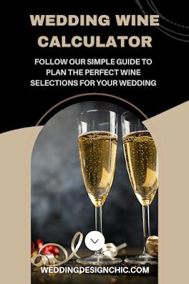 wedding wine calculator