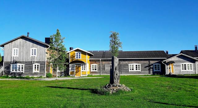 Come to elveshideaway Levi Lapland