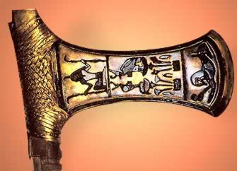 Ancient Egyptian Axe