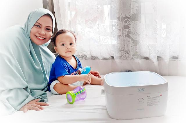 sterilizer untuk bayi
