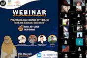 Webinar Bantuan Sosial Tunai, Komitmen dan Ikhtiar Pulihkan Ekonomi Indonesia