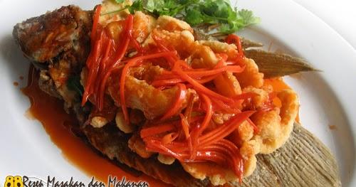 Resep Untuk Membuat Ikan Gurame Asam Manis
