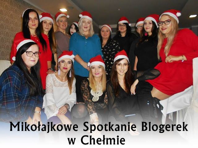 Mikołajkowe spotkanie blogerek -  Chełm 2018