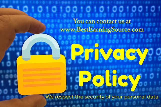 BestEarningSource.com Privacy Policy