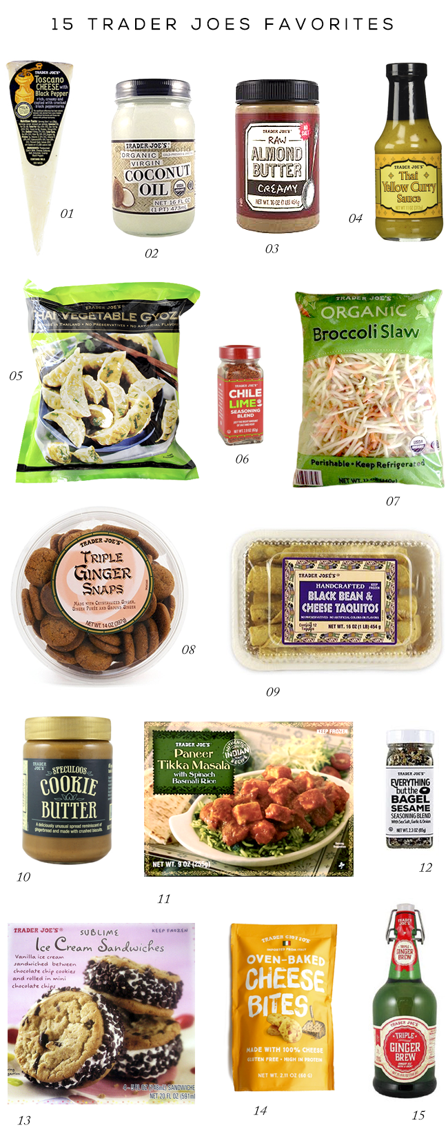 The Best Items To Buy At Trader Joe's