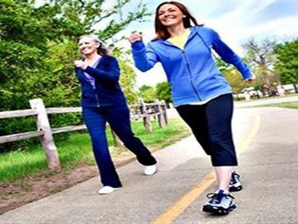 المشي 3 ساعات أسبوعياً قد يحمي السيدات من السكتة الدماغية