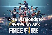 Free Diamonds FF 99999 No APK