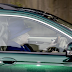 91 year old Queen Elizabeth II Spotted driving a green Jaguar after Church services [photos]