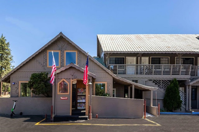 Hotel Econo Lodge Inn & Suites em South Lake Tahoe
