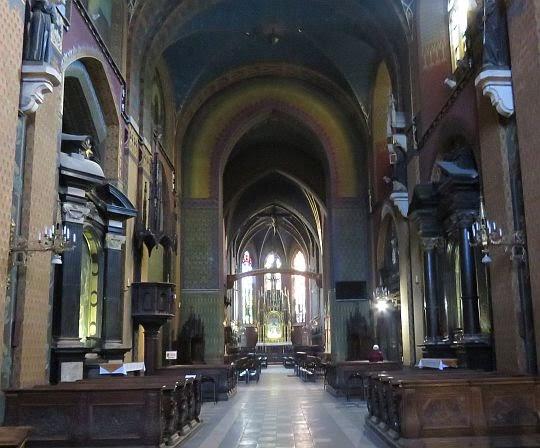 Bazylika św. Franciszka.