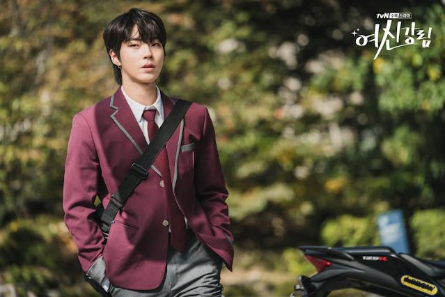 Hwang In Yeop as Han Seo-Joon